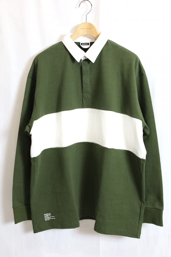 Fresh Service / L/S RUGBY SHIRT