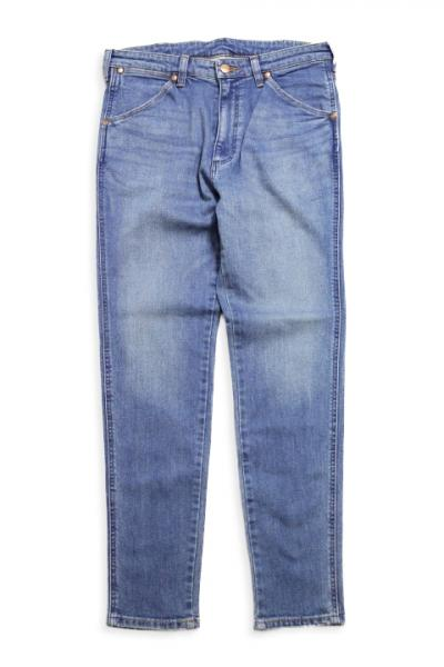 White Mountaineering/WM x Wrangler 10.5oz STRETCH DENIM SLIM PANTS