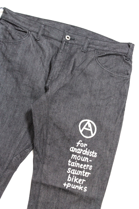 Mountain Research/Slogan Pants