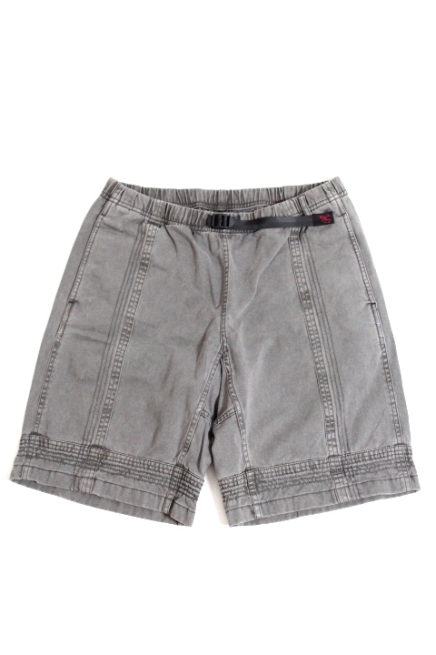 White Mountaineering/WM x Gramicci GARMENT DYED TRIPLE NEEDLE STITCH SHORTS