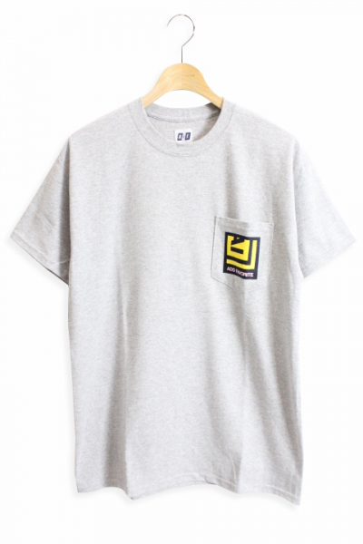 AiE/Printed S/S PocketTee-Add Favorite