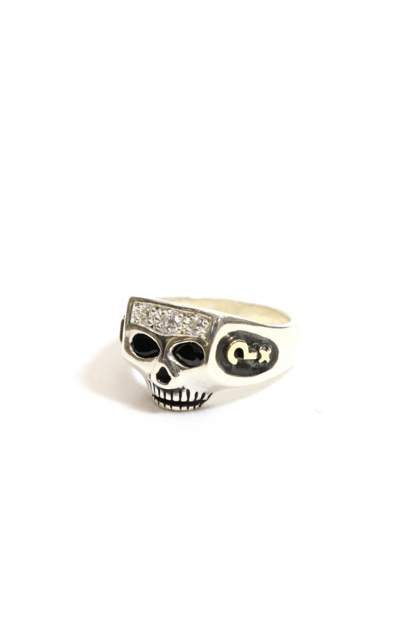 Flash Point/JIM SKULL RING (JOHNNY DEPP TYPE)