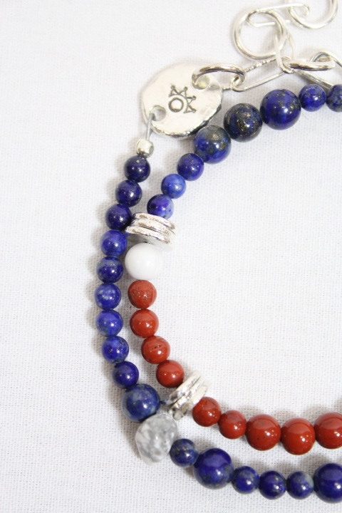Tsunai Haiya/Colorfield Beads Bracelet Ⅲ