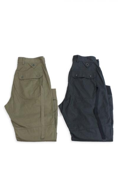 White Mountaineering/WIDE FLIGHT PANTS