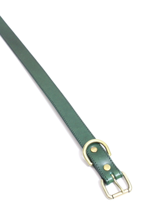 RE.ACT/BUTTERO LEATHER Narrow Belt