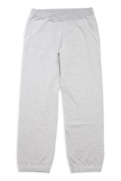 SBTRACT WEAR/FLEECE MACHINE HARD 天竺 SWEAT PANTS