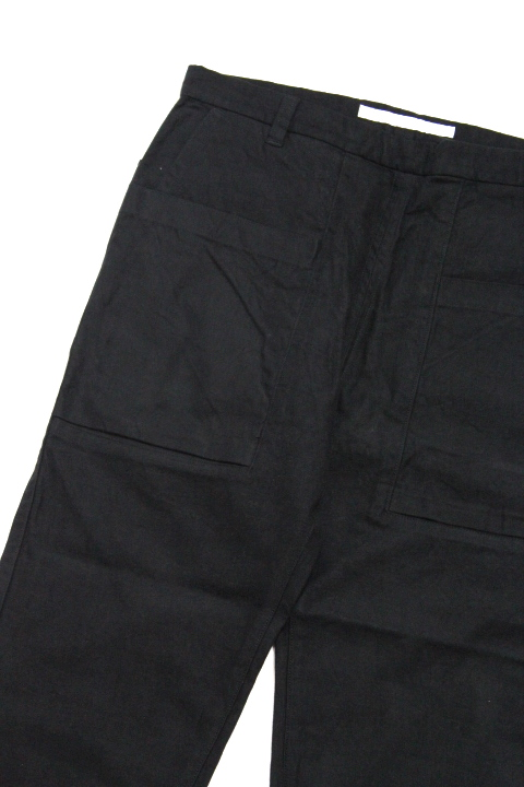 White Mountaineering/MOLESKIN STRETCH TAPERED 2 LAYERED POCKETS PANTS