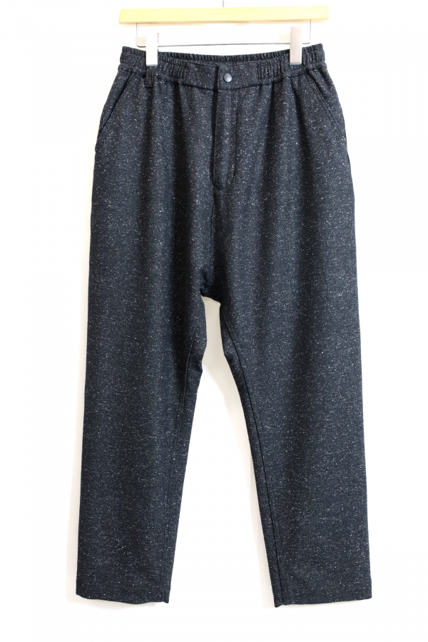 White Mountaineering / Stretched Tweed Sarouel Pants