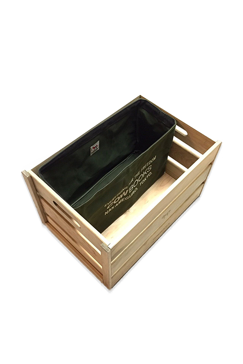 COW BOOKS/Container Tray Large