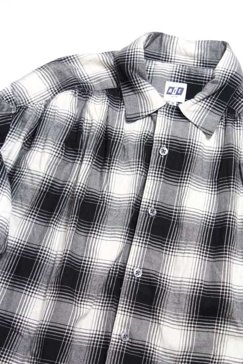 AiE/Painter Shirt-Twill Plaid