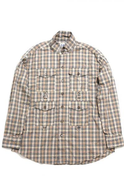 AiE/SCD Shirt-Cotton Plaid