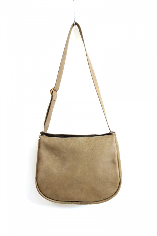 STYLE CRAFT / Goat Nubuck Shoulder Bag (S)